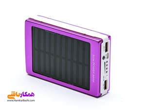 YT SOLAR POWER BANK 5000mAh